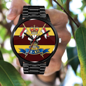 watch 9th/12th Royal Lancers Watch