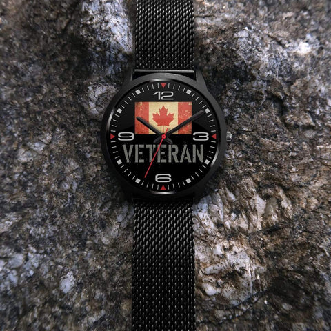 Image of watch Canadian Veteran Watch