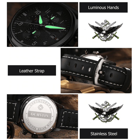 Image of watch Pilot Wrist Watch