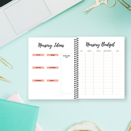 PREGNANCY PLANNER (DESIGN NINE)