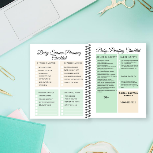 PREGNANCY PLANNER ( DESIGN TWO)