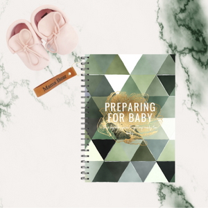 PREPARING FOR BABY (DESIGN FOUR)