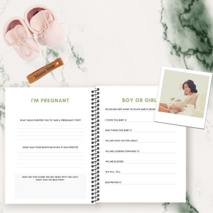 PREGNANCY JOURNAL (DESIGN SIX)