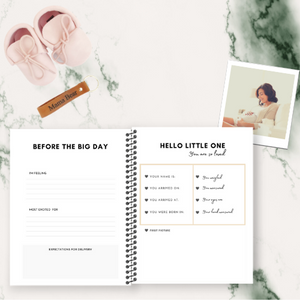 PREGNANCY JOURNAL (DESIGN TEN)
