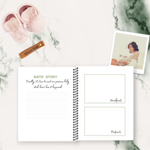 PREGNANCY JOURNAL ( DESIGN THREE)