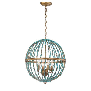 Rahman 4-Light Mini Chandelier