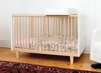 Rhea 2-in-1 Convertible Crib