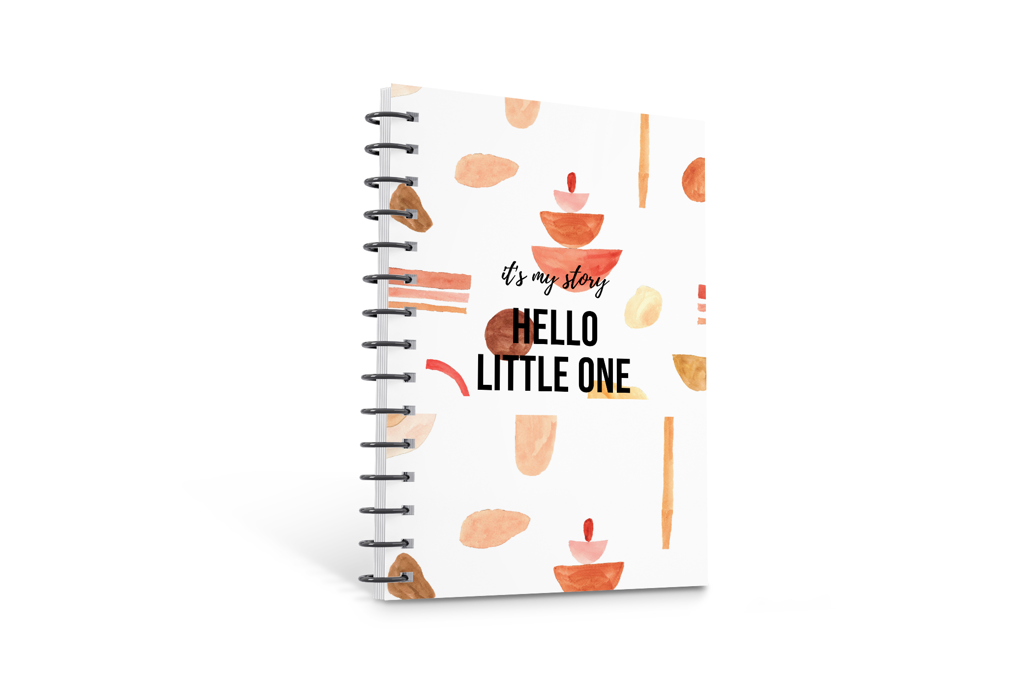 BABY MEMORY BOOK (DESIGN ONE)
