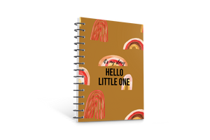 BABY MEMORY BOOK (DESIGN THREE)