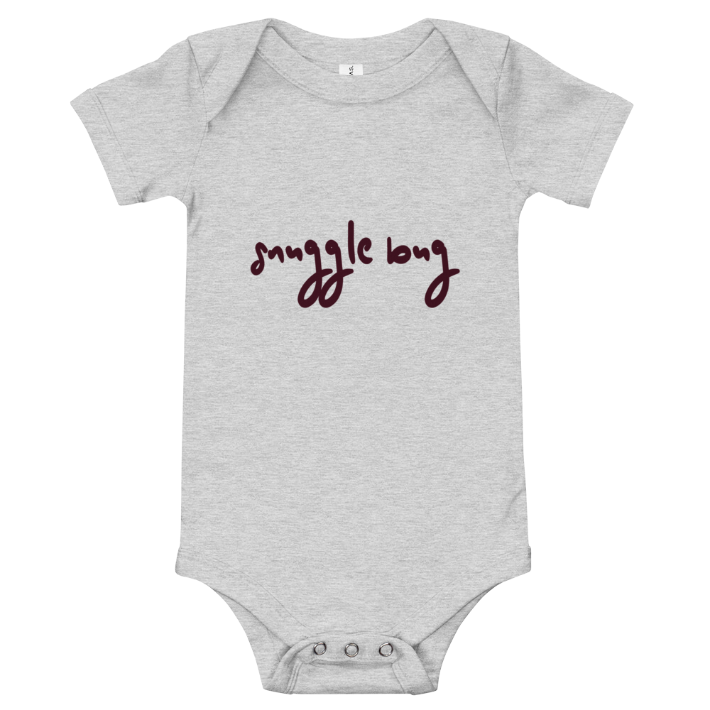 snuggle bug bodysuit