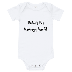 daddy's boy bodysuit