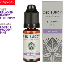 CHILL CBD VAPE MULTIBUY: Save 15%! Find your zen with OG Kush & Watermelon OG CBD vapes