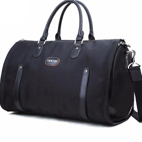 Foldable Business Garment Bag and Duffel