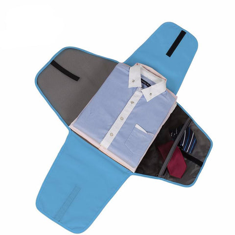 Travel Garment Folder For Shirts and Ties