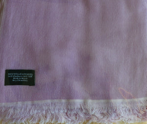 Provence Lavender Scarf
