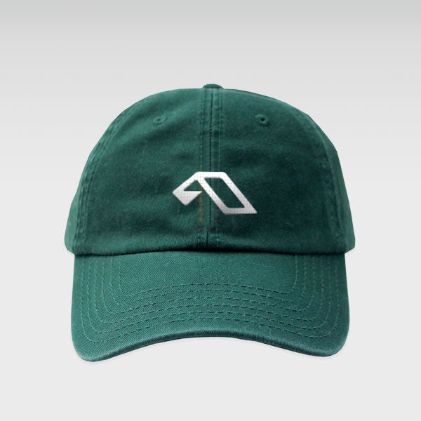 ANJUNA 'A' LOGO FOREST/WHITE DAD HAT