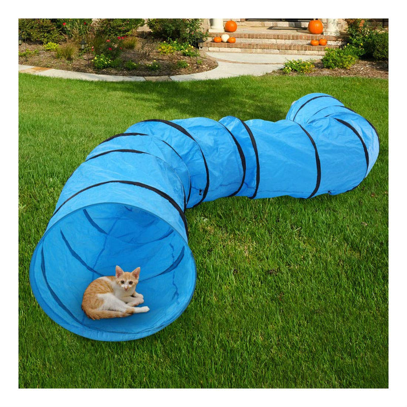 BringerPet | Agility Tunnel For Dogs | Dog Training Tunnel