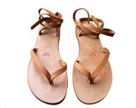 Natural Swell Leather Sandals for Men & Women