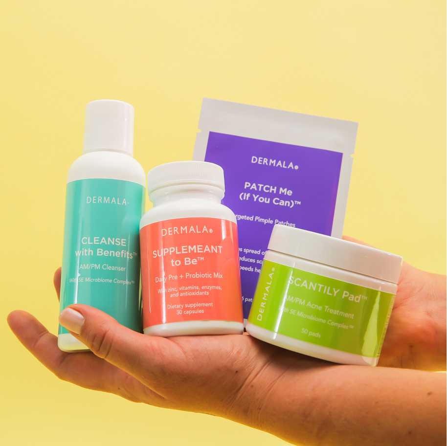 Dermala - Personalized Solution for Your Acne   Best Acne