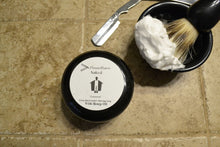 PleaseShave Ultra-Rich Lather Shave Soap With Hemp Oil (Naked)