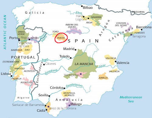 Concept Fine Wines - Region Profile - Rueda Spain