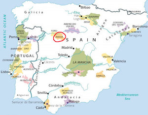 Region Profile : Rueda, Spain