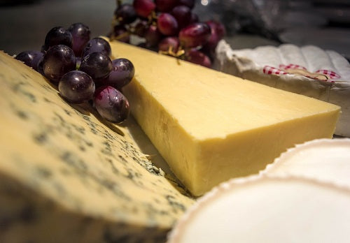 Cheese and Wine Pairing - Cheddar