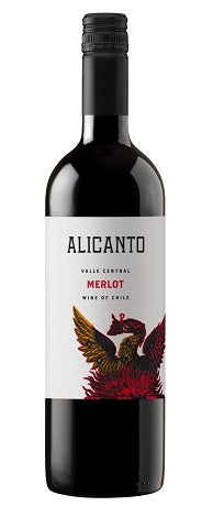2018 Alicanto Merlot, Vina Maola, Central Valley, Chile