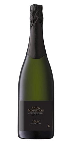 NV Vonkel Chenin Sparkling, Snow Mountain, Wellington, South Africa