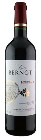 2014 Chateau Bernot, Bordeaux, France