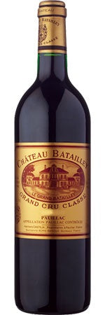 2008 Chateau Batailley, Pauillac, Bordeaux, France