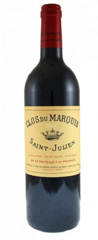 1996 Clos du Marquis, St. Julien, Bordeaux, France