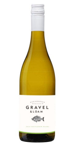 Sauvignon Blanc, Gravel and Loam, Marlborough, New Zealand