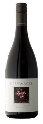 2015 Pinot Noir, Greywacke, Marlborough, New Zealand