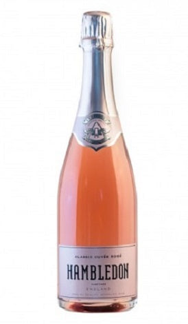 NV Classic Cuvée Rose, Hambledon Vineyards, Hampshire