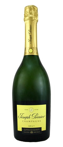 NV Cuvee Royale Brut, Joseph Perrier, Champagne, France