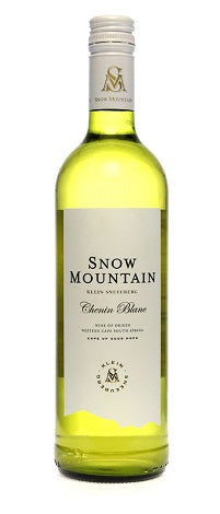 2017 Snow Mountain Chenin Blanc, Klein Sneeuberg, Western Cape, South Africa