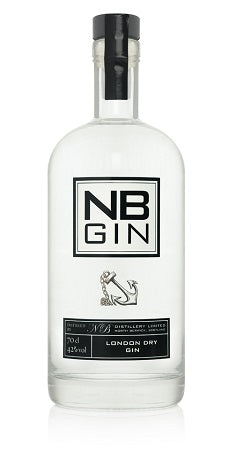 NB Gin, North Berwick, Scotland