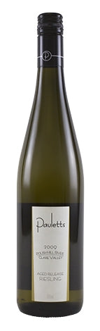 2012 Riesling Aged Release, Paulett, Clare Valley, Australia