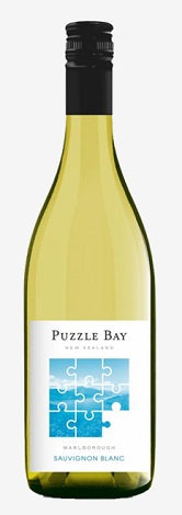 2018 Sauvignon Blanc, Puzzle Bay, Marlborough, New Zealand