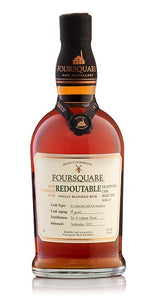 Foursquare Redoutable, Fine Barbados Rum, Exceptional Cask Selection Mark XV, Barbados