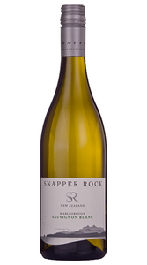 2017 Sauvignon Blanc, Snapper Rock, Marlborough, New Zealand