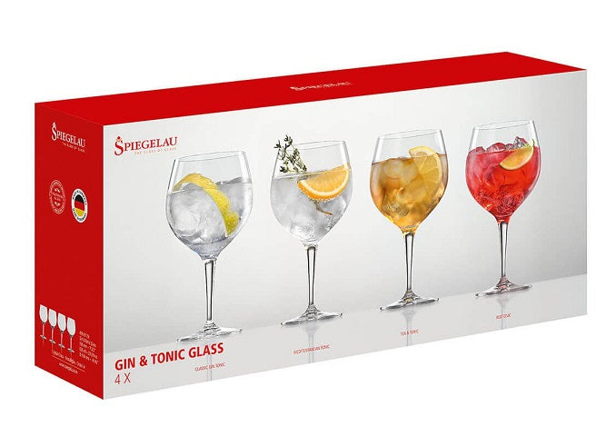 Spiegelau Gin and Tonic glasses