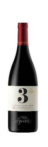 2013 Creative Block 3 Shiraz/Mouvedre/Viognier, Spier, Coastal Region, South Africa