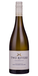 2016 Two Rivers 'Convergence Sauvignon Blanc', Marlborough, New Zealand