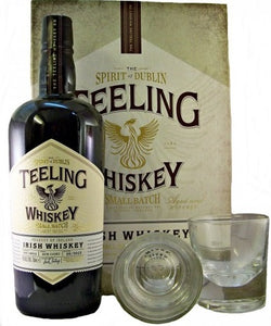 Teeling Irish Whiskey 70cl Gift Pack