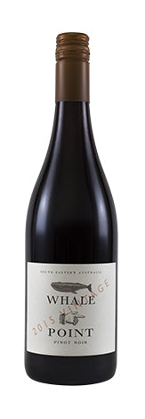 2016 Pinot Noir, Whale Point, South Eastern Australia