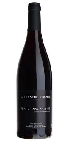 2018 Beaujolais-Villages Lantignie, Alexandre Burgaud, Beaujolais, France