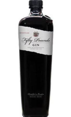 Fifty Pounds Gin, London Dry Gin, London