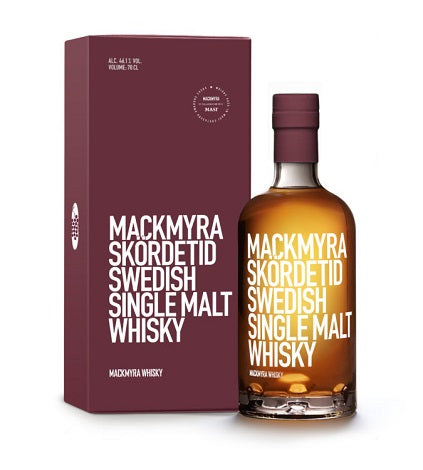 Skordetid, Mackmyra, Single Malt Whisky, Sweden